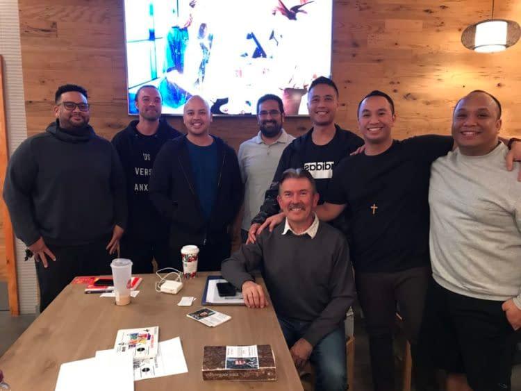 Catalyst Church Men's Group